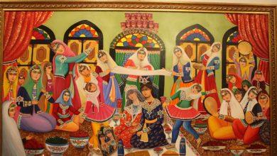 نقاشی سنتی در معرض مدرنیزه شدن