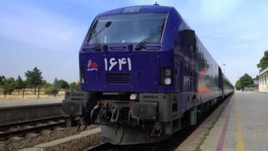 قطار قزوین رشت به ایستگاه آخر رسید