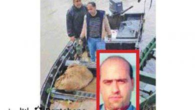 جسد مردی در رودخانه نوخاله