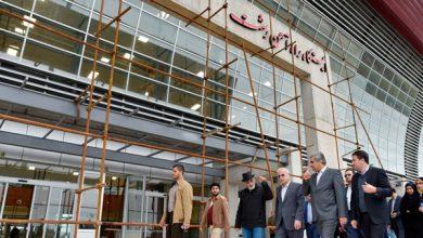 افتتاح و راه اندازی اولیه راه آهن رشت-قزوین