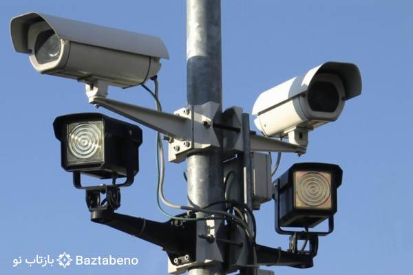 دوربین ثبت تخلف در جاده ها