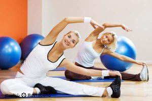 فواید ورزش برای بانوان