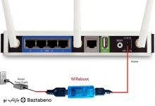 دستگاه مودم اینترنت - ADSL - بازتاب نو