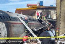 خبرگزاری بازتاب نو - سقوط هواپیما در کرج - سقوط هواپیمای مسافربری در کرج - سقوط هواپیمای باربری در کرج